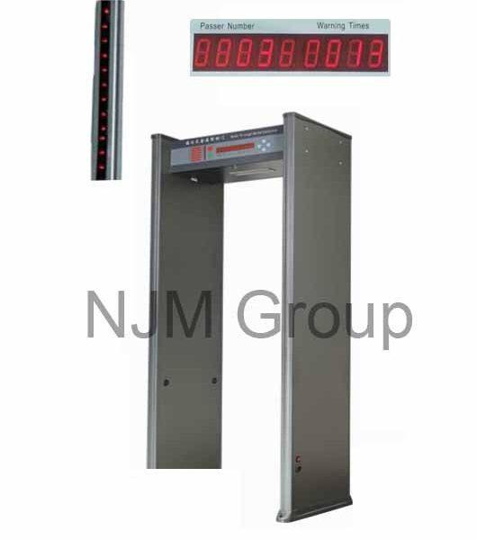 Metal detector remote.