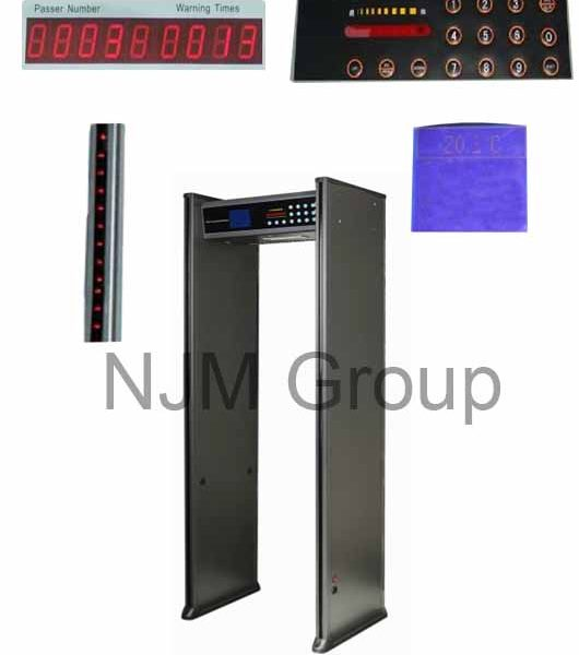 Buy waterproof metal detector and other security products at Metro Cam.